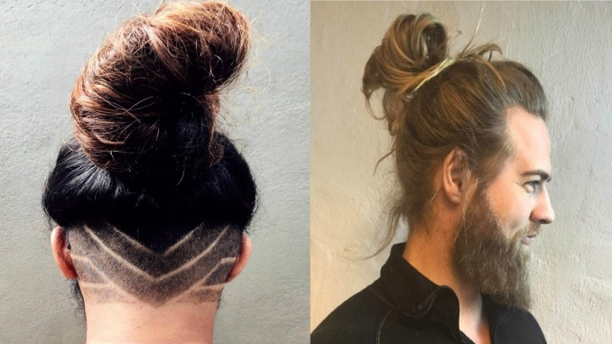 ETIs Advice On How To Create Sexy Man Bun Styles You Need To Know - Bun hairstyle definition